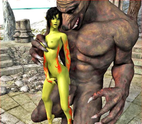 The best 3d porn comics showing naughty babes fucked by ugly monsters. at HdMonsterPorn