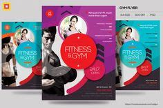 flyer  poster ideas  personal trainers