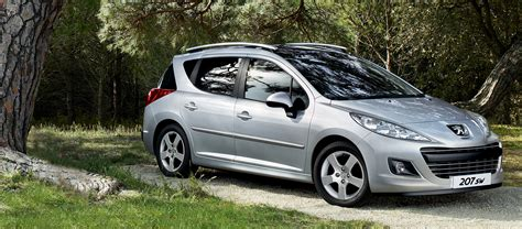 peugeot model 2013 2013 peugeot 207 sw pictures information and specs