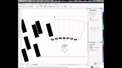 Conde Templates by Using The Coreldraw Rotation Tool With The Latte Mug