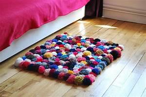 Canevas Pour Tapis : diy d co 10 id es pour d corer une chambre c t maison ~ Farleysfitness.com Idées de Décoration