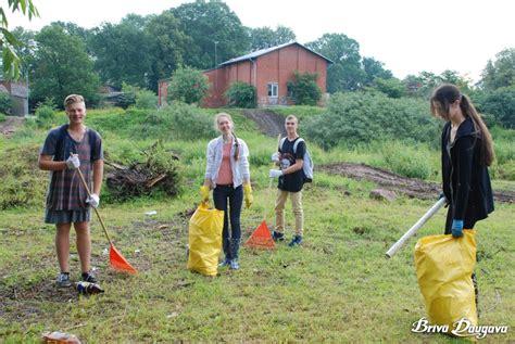 Jēkabpilī vasarā darbs 70 skolēniem   Brīvā Daugava