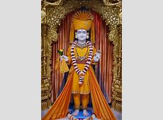 SMVS Swaminarayan Mandir Daily Darshan Vasna
