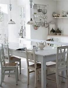 Meuble Repeint En Gris Perle : accessori in cucina spunti shabby chic da non perdere ~ Dailycaller-alerts.com Idées de Décoration