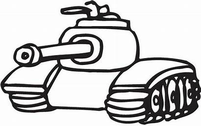 Tank Clipart Military Drawing Clipartmag