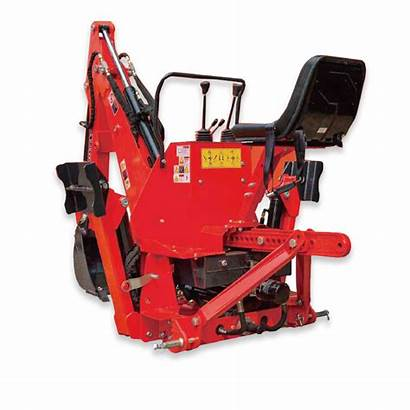 Loader Backhoe China Tractor 12hp Bhm Construction