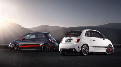 Fiat 500 Abarth 4k Uhd Car Wallpaper