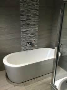 bathroom feature wall ideas 25 best ideas about grey bathroom tiles on grey bathrooms shower rooms and