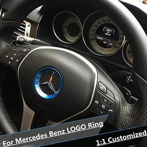 Accessoires Mercedes Glc : commentaires volant autocollant logo mercedes faire des achats en ligne commentaires volant ~ Nature-et-papiers.com Idées de Décoration