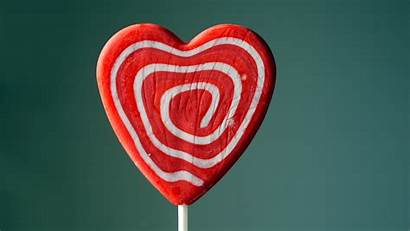 Lollipop Candy Wallpapers Lollipops Heart Valentine Shaped