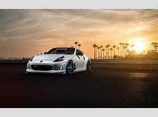 Nissan 370Z Avant Garde Wheels Wallpaper HD Car