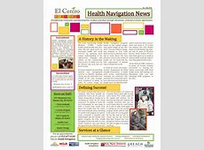 Health Navigation News El Centro