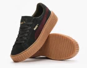 Rihanna Puma Shoes