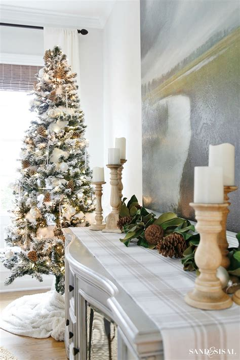 Decorating Ideas by Rustic Glam Dining Room Sand And Sisal