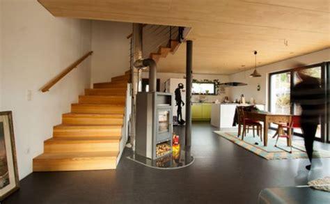 Treppe Im Wohnraum Integrieren by Treppe Im Wohnraum Jakob Bscheider Zimmerei Gmbh