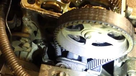 How Check Timing Belt Status Toyota Corolla Years