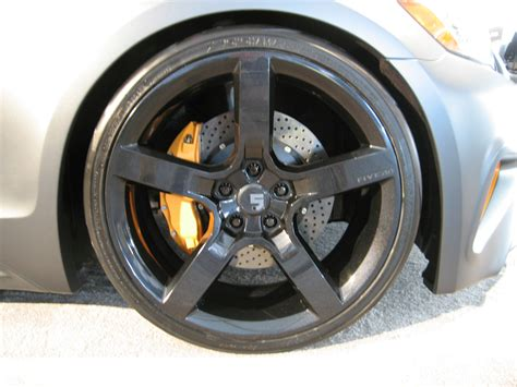 Five Axis Designs by Installed New Five Axis Design R5 F Wheels Club