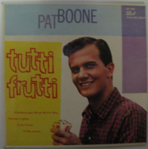 tutti frutti pat boone pat boone tutti frutti records lps vinyl and cds musicstack