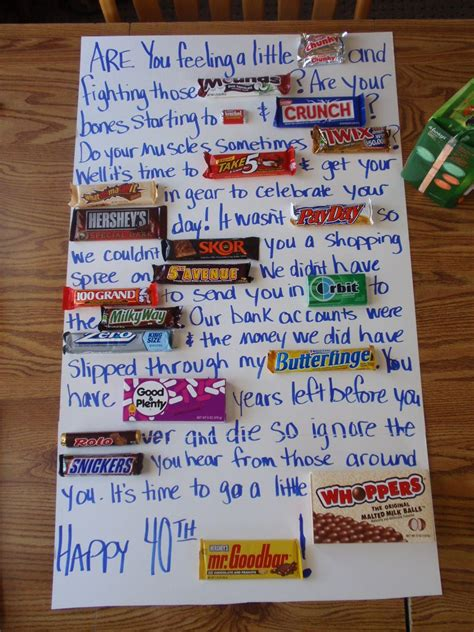 A candy birthday card is a beloved classic, and with these printables, they're even simpler to make!. Pin by Karen Zimmerman on DIY Projects   Candy bar ...