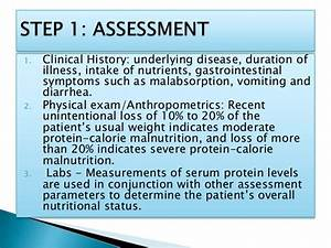 Nutrition Care Management Of Cachexia