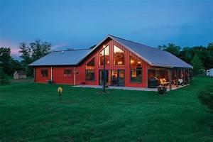 Metal Building Homes  U0026 Cabins