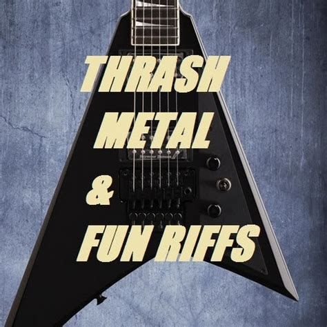 THRASH METAL & FUN RIFFS - YouTube