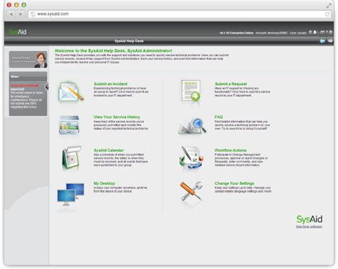 service desk ticketing system advanced it ticketing system helpdesk software sysaid
