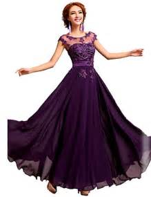 Purple and Gold Party Dresses Plus Size