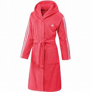 Adidas Bademantel Damen : adidas performance bathrobe damen bademantel ao0067 shock red fun sport vision ~ Eleganceandgraceweddings.com Haus und Dekorationen