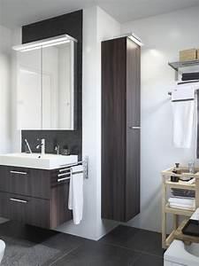 Kleine Badezimmer Neu Gestalten : stilvolle kleines bad optisch vergr ern wirkung von ~ Watch28wear.com Haus und Dekorationen