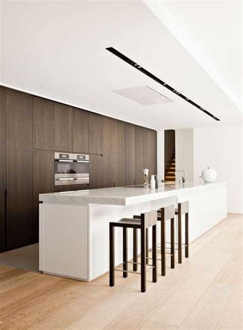 minimalist kitchen island 37 functional minimalist kitchen design ideas digsdigs 4143