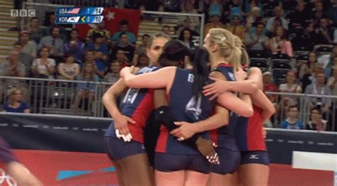 GIFs That Prove Volleyball Is The Sexiest Sexy Sport On