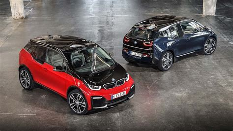 bmw i3 2018 facelifted 2018 bmw i3 and i3s revealed motoring research