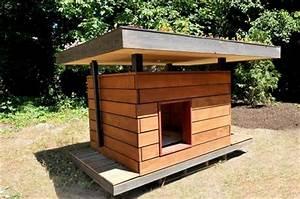 wooden pallet dog house plans pallet wood projects With pallet dog house plans