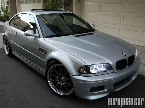 2003 Bmw M3 Smg  Proven  European Car Magazine
