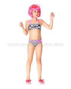 Boyshort One Piece Bathing Suits Image