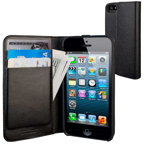 iphone 5 wallet for hex axis iphone 5 wallet