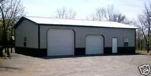 pole barn 30x40 w overhangs matrl list building plans e With 30x40 pole barn material list