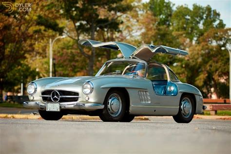 300slphotos@gmail.com and we will post them here. Classic 1955 Mercedes-Benz 300 SL Gullwing for Sale - Dyler