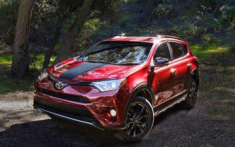 2019 Toyota Rav4 New Design High Resolution Image