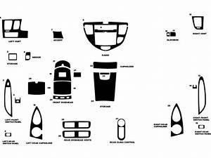 2005 Mazda MPV Dash Kits Custom 2005 Mazda MPV Dash Kit