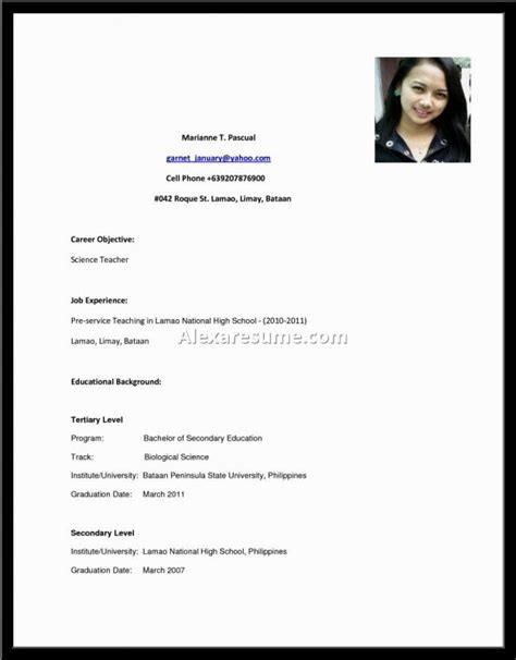 High School Student Resume Template High School Student Resume Template Template Business