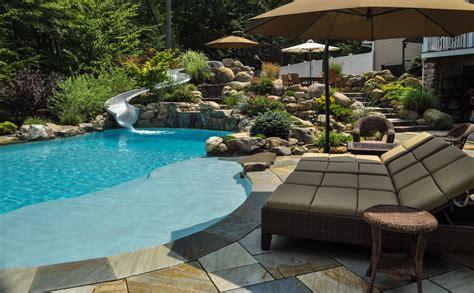Pool Design by Pool Design Nj Clc Landscape Design