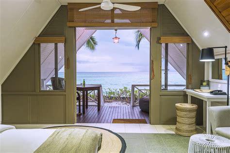 Alphonse Island  Beach Bungalow Accommodation