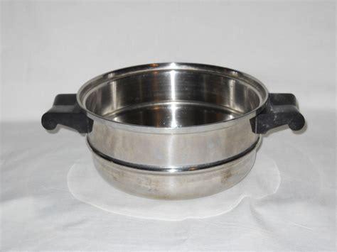 saladmaster double boiler