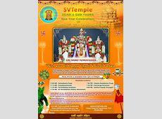 Ugadi and Gudi Padwa Celebrations March 31st Sri