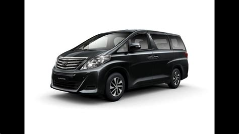 Review Toyota Alphard by Toyota Alphard 2015 Review Doovi