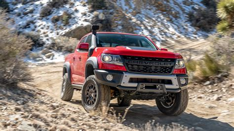 Chevrolet Colorado 4k Wallpapers by 2019 Chevrolet Colorado Zr2 Bison Crew Cab 4k Wallpaper