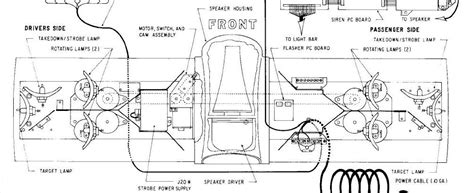 federal signal corporation pa300 wiring diagram wiring