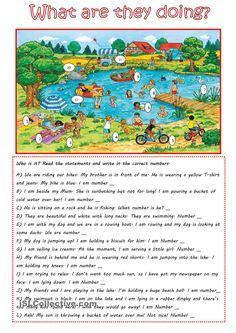 verb activities   grade images grammar